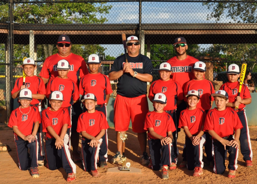 Support team miami 9u go to world series by silvia lopez gofundme