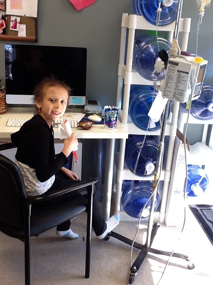 Tween Cancer Survivor Invents a Chemo Backpack - Meet Kylie Simonds ... 69c0abc118207